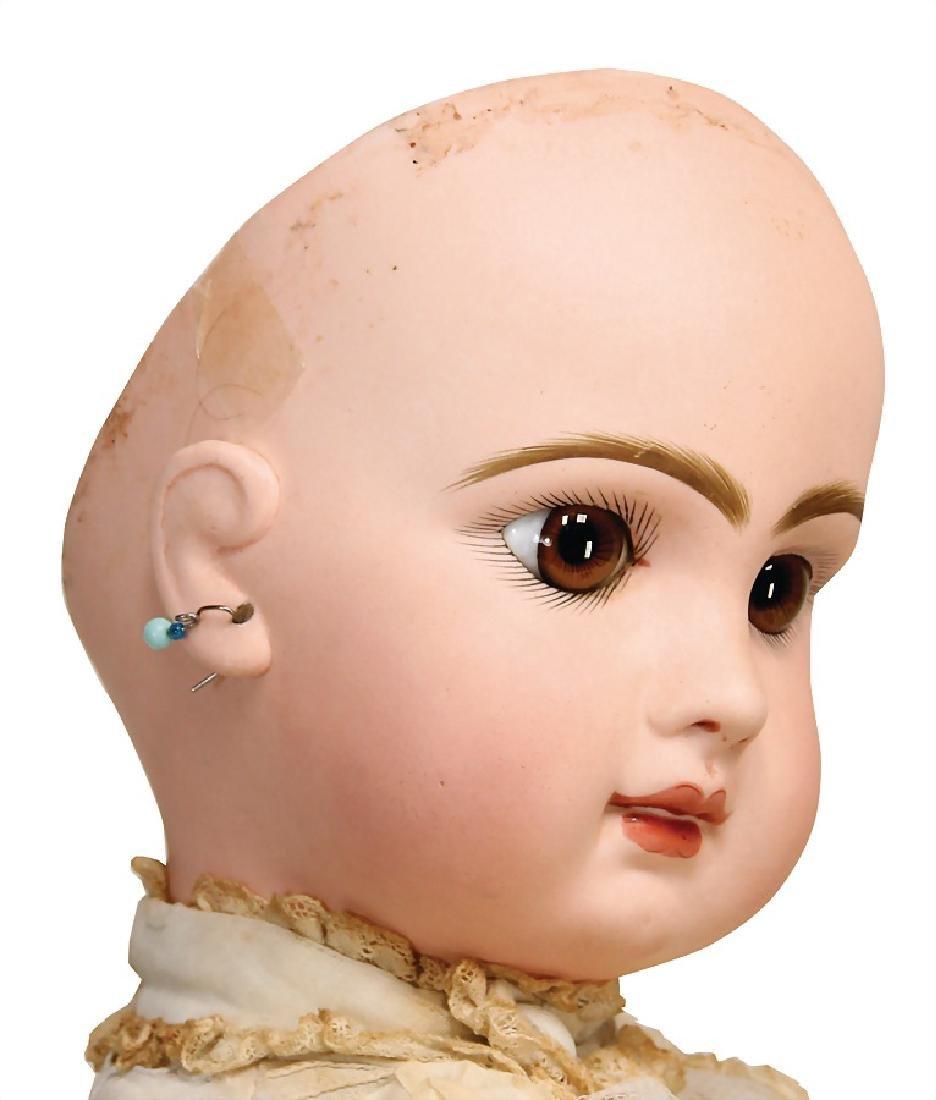BÉBÉ JUMEAU Tete Jumeau, doll with bisque - 2