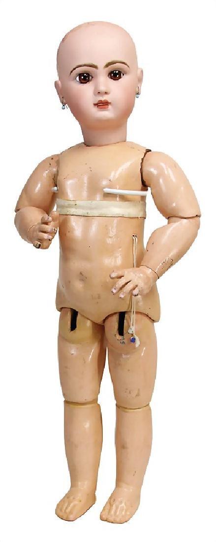 BÉBÉ JUMEAU Tete Jumeau, doll with bisque - 4