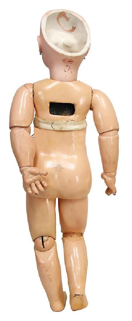 BÉBÉ JUMEAU Tete Jumeau, doll with bisque - 5