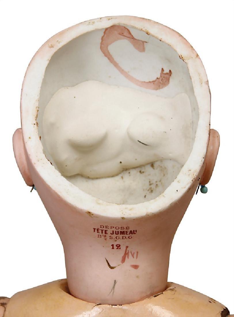 BÉBÉ JUMEAU Tete Jumeau, doll with bisque - 7
