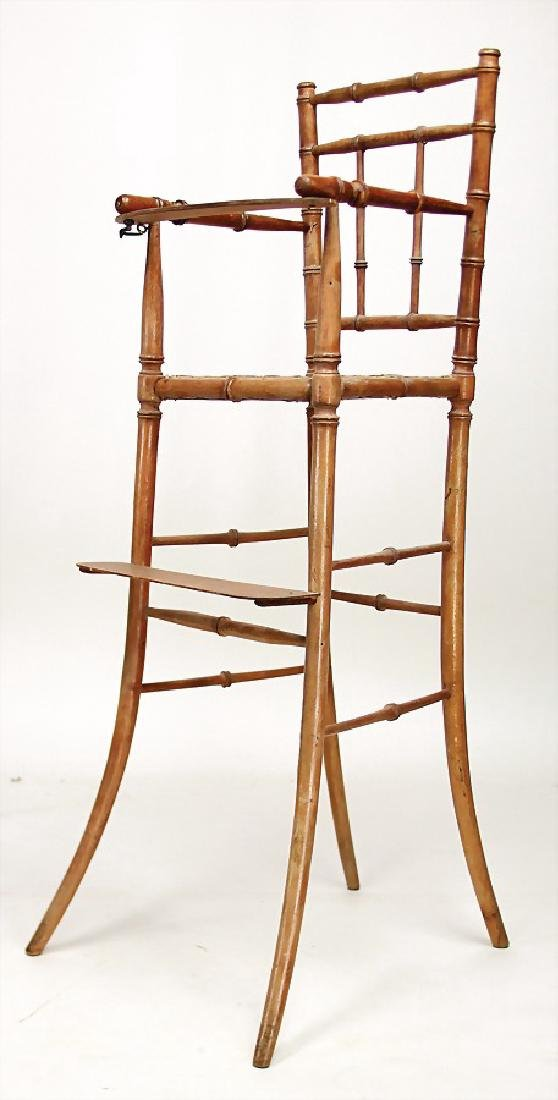 decoration piece for a baby, chair, height: 75 cm,