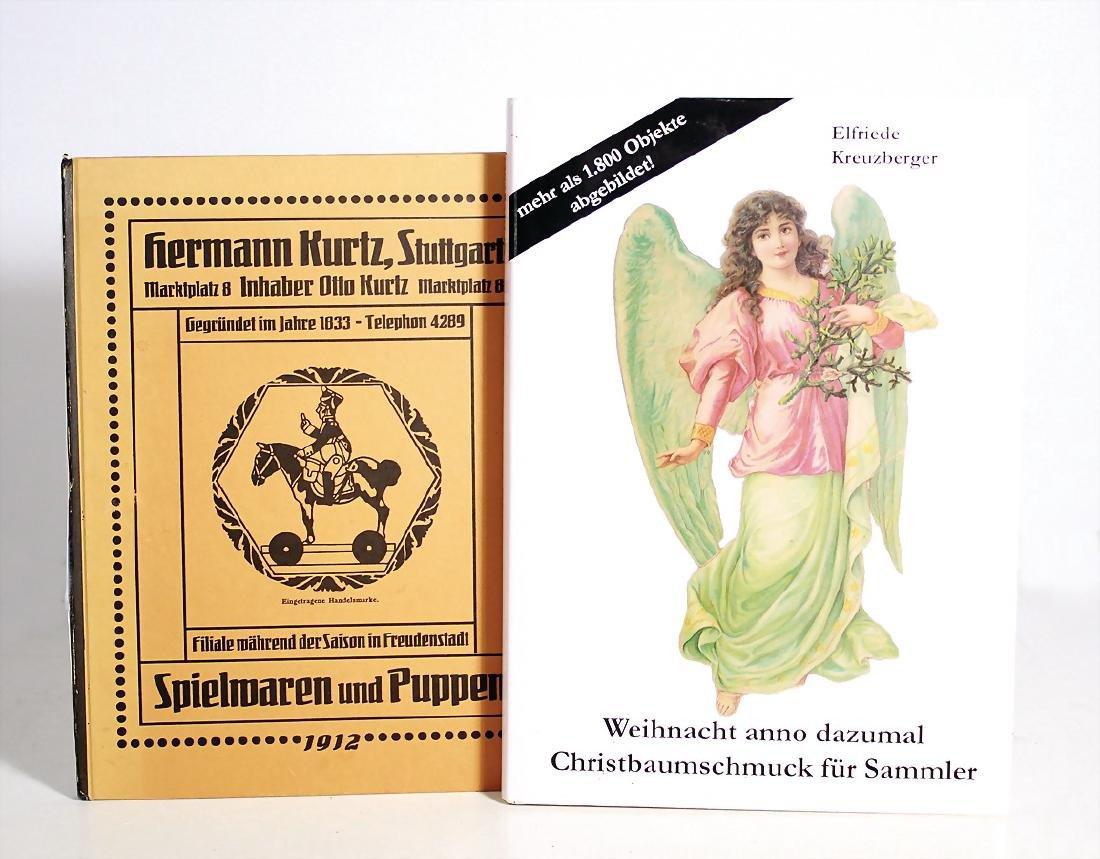 Buch Weihnacht Anno Dazumal Christbaumschmuck Fu