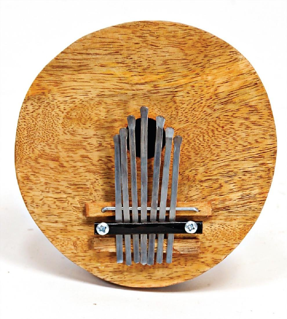 Malimba, traditional musical instrument made of Africa,