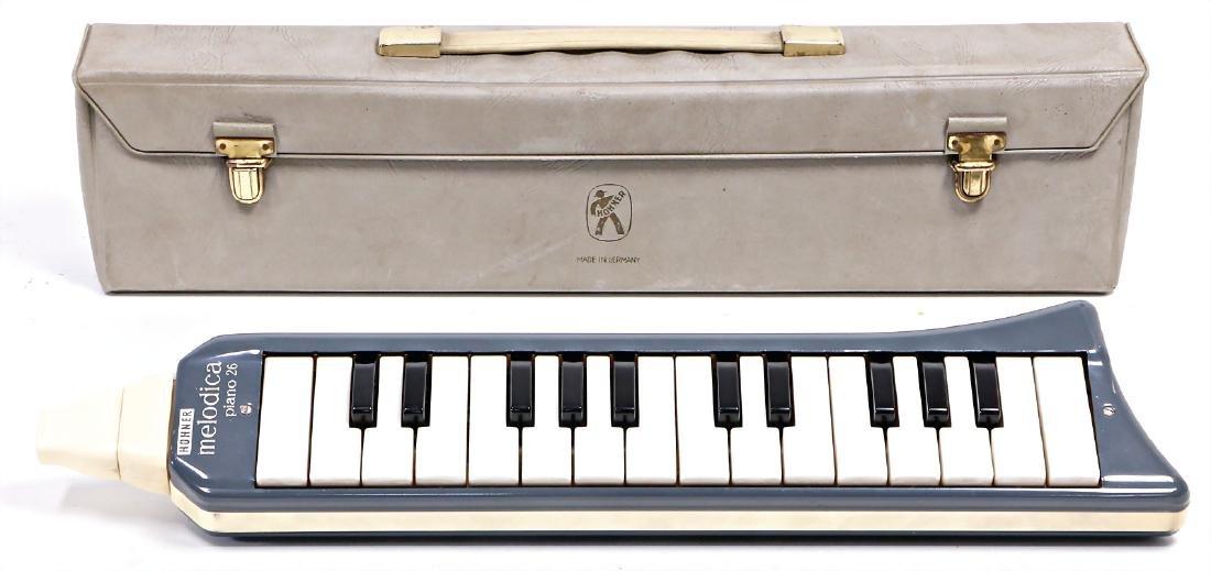 HOHNER Germany, harmonica, melodica, signature Melodica