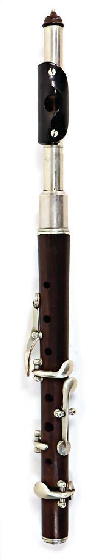HESS MUSIK in KLINGENTHALS piccolo, made of grenadilla,