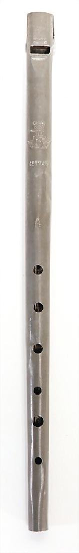 unsigned, Germany, Volks flute made of sheet metal, 32