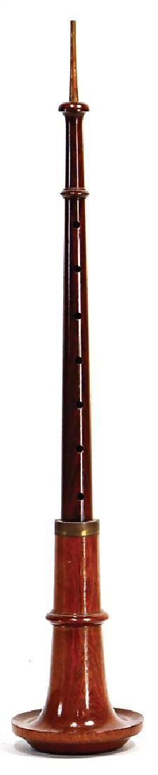 Thai oboe, 45 cm, condition 1   German Description
