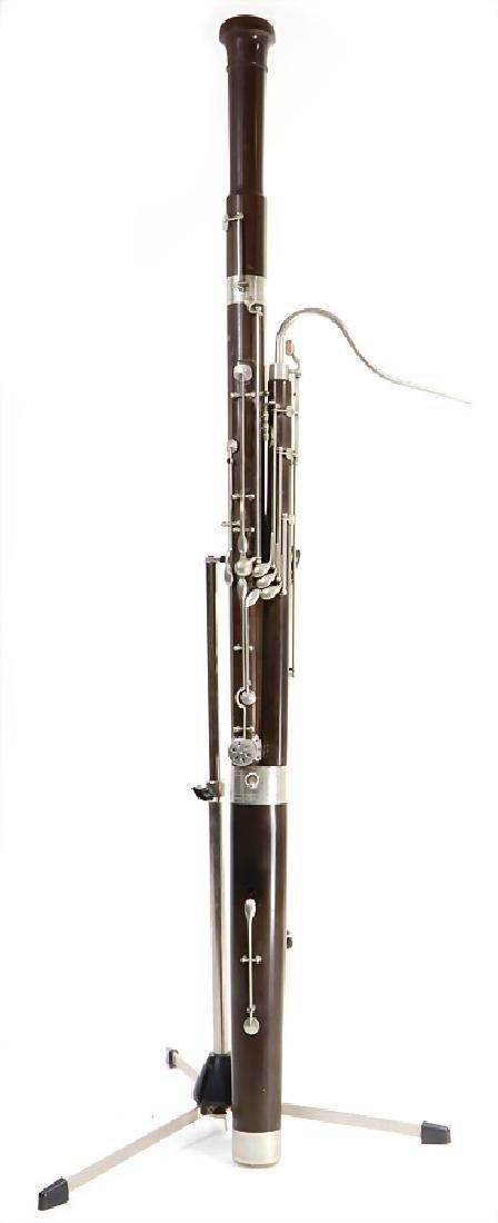 RUDALL, CARTE & CO LONDON bassoon, made of plastic,