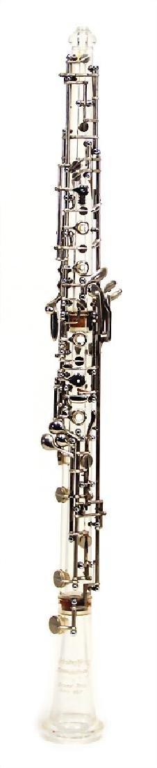 GEBRÜDER MÖNNIG, MARKNEUKIRCHEN oboe, made of