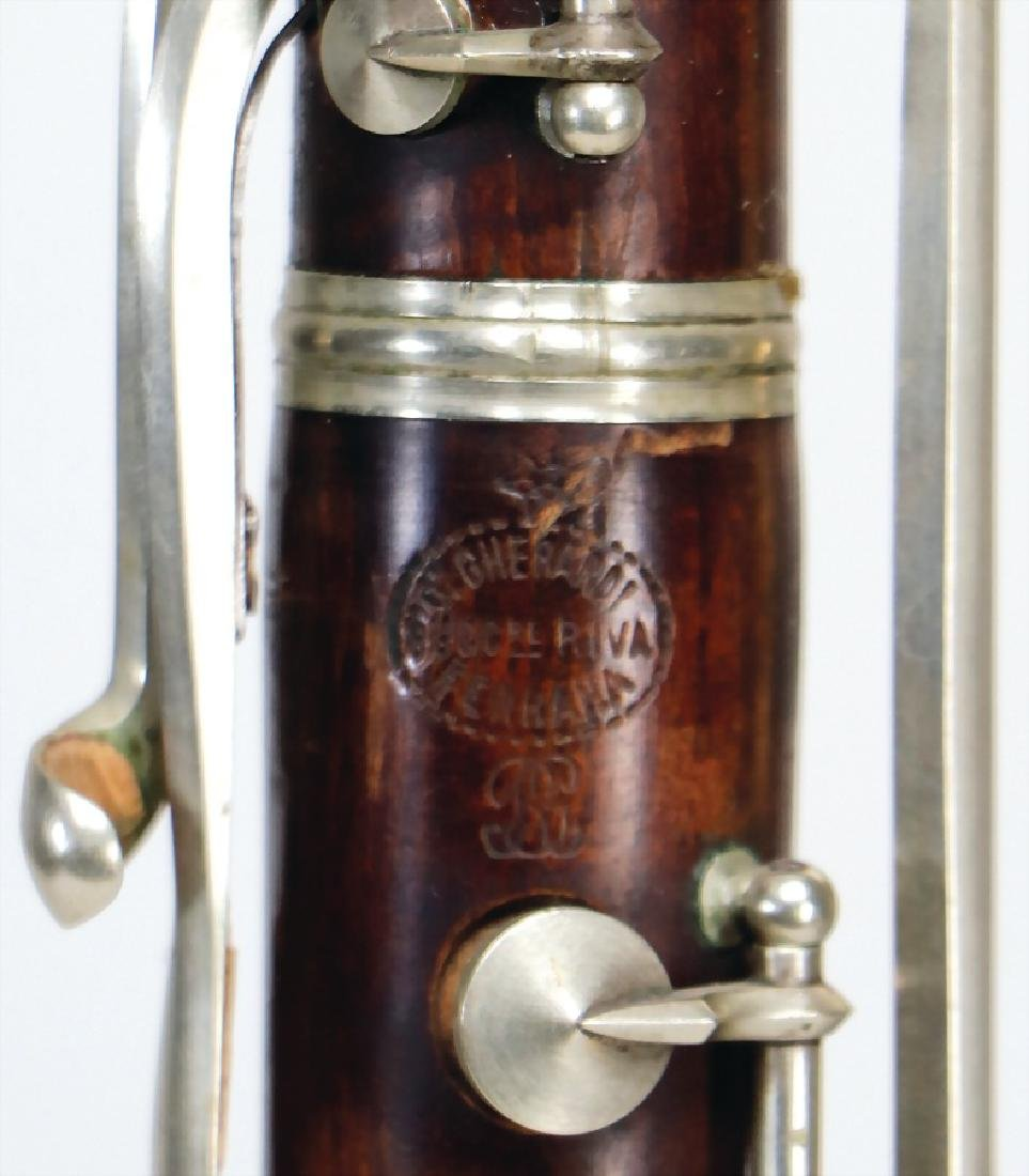 GHERARDI English horn made of maple, brown stained, - 3