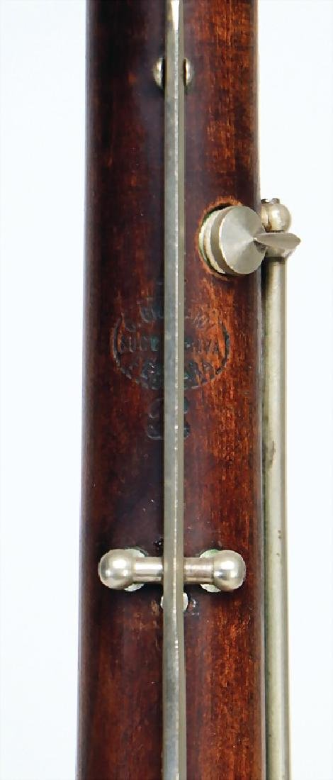 GHERARDI English horn made of maple, brown stained, - 4