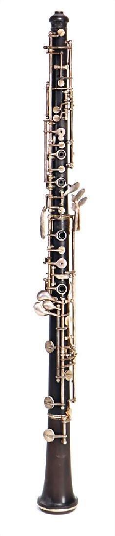 FRITZ HERMANN SCHILLER Markneukirchen, Germany, oboe,