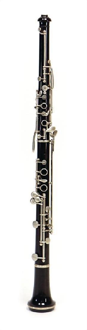 JÉROME THIBOUVILLE-LAMY, PARIS oboe in D-falt majaor,