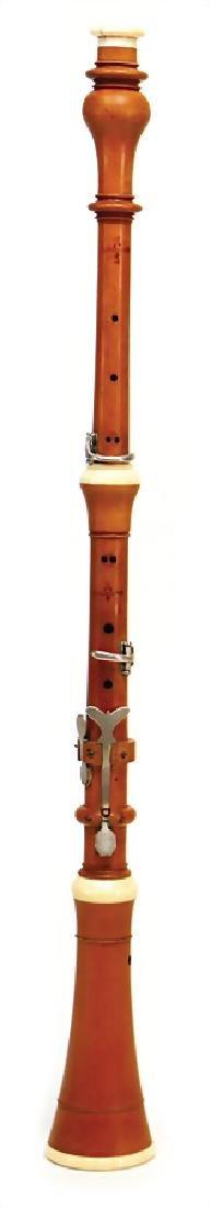 JAKOB FRIEDRICH GRUNDMANN, DRESDEN oboe, early