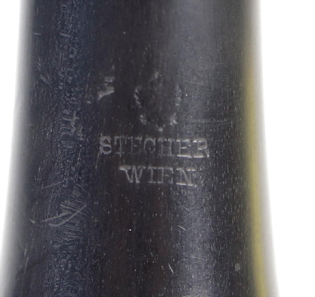 STECHER, WIEN oboe, made of coconut wood, black, - 3