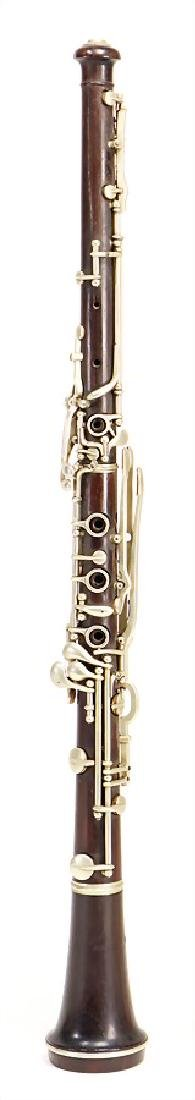 JOSEPH LIDL, BRNO, CZECHIA oboe, made of grenadilla,