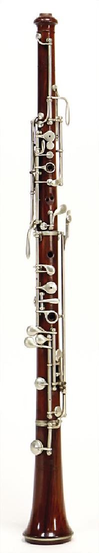 FRANCOIS MILLERAU & CO, LONDON & PARIS oboe, made of