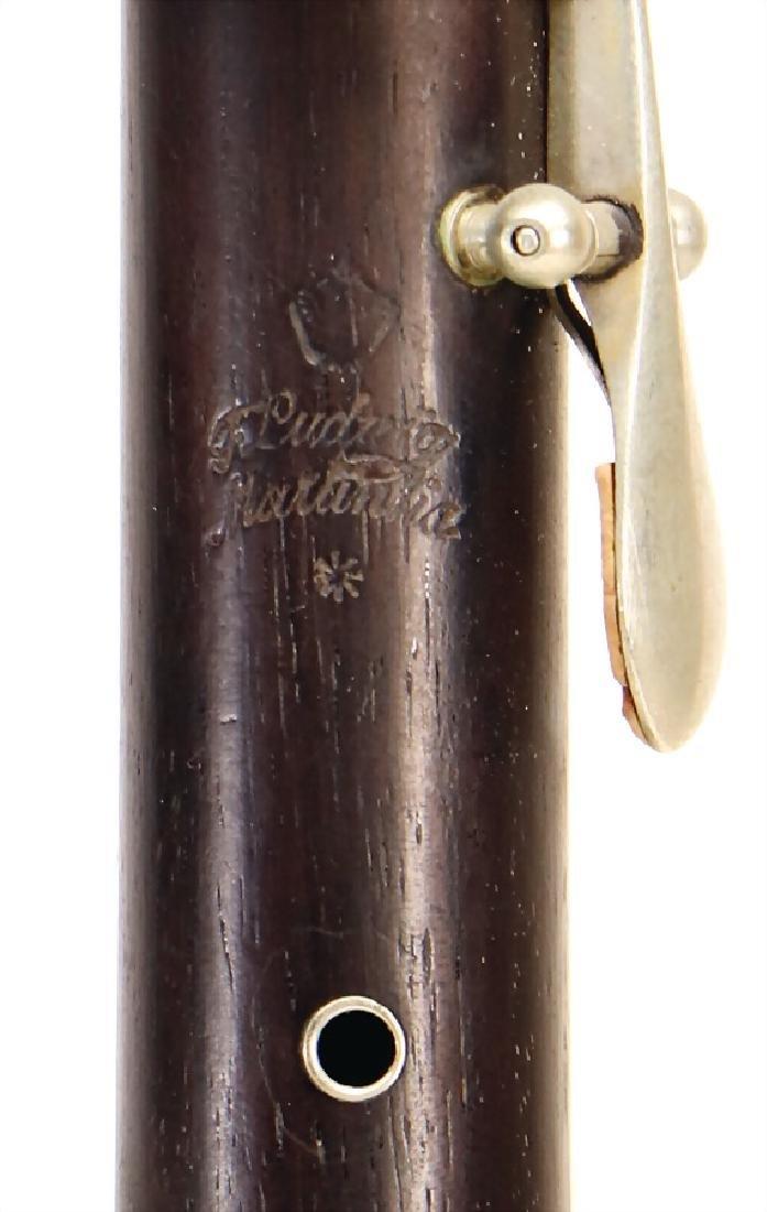FRANZ LUDWIG & JOSEPH MARTINKA, PRAG oboe made of - 3