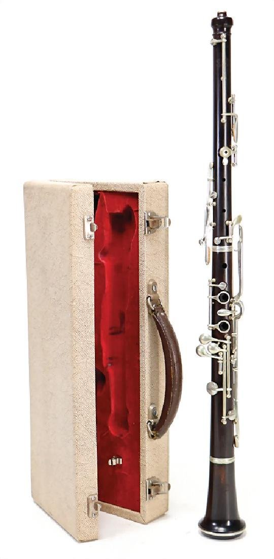 LESLEY SHEPPARD, BURGESS HILL (SUSSEX) oboe, made of