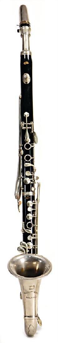 WALTER STOWASSER alto clarinet, Bolzano, German system
