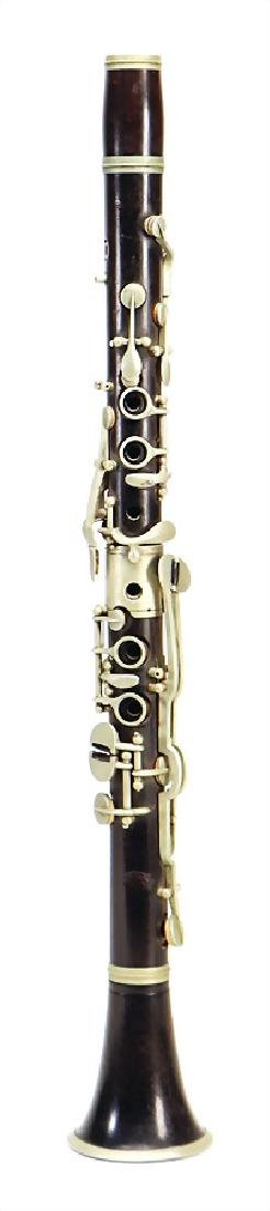 FRITZ MALLACH, KAISERSLAUTERN clarinet in c, without