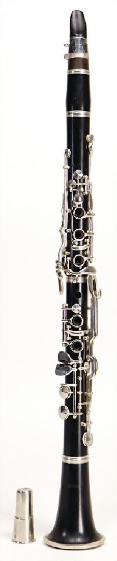 HAMMERSCHMID clarinet in b, serial number 5358, 66 cm,