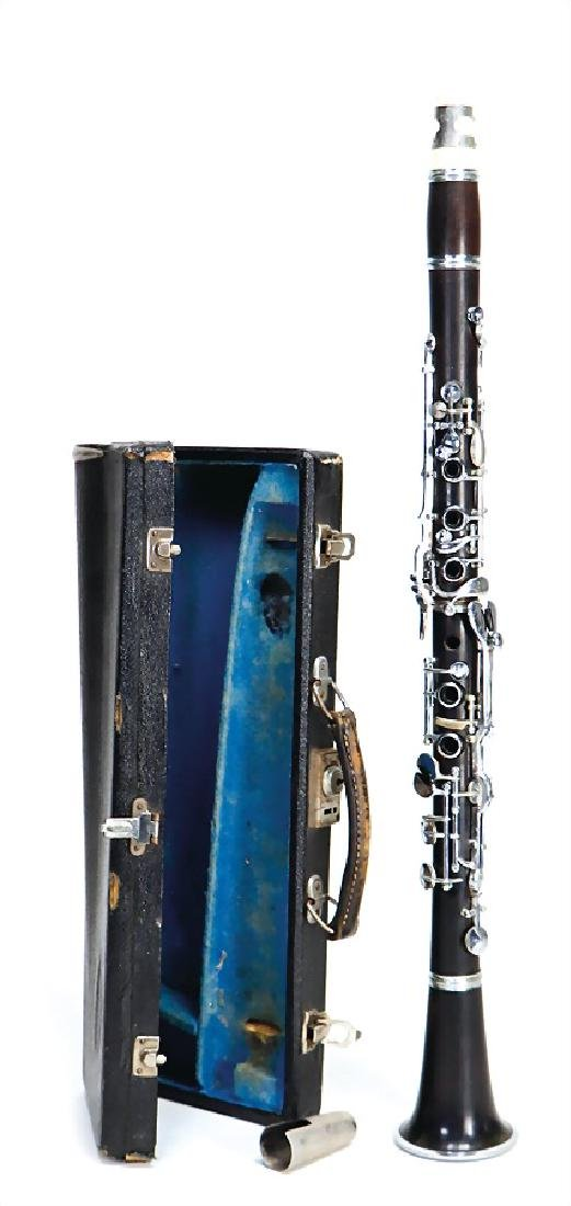 GUSTAV RUDOLF UEBEL, WOHLHAUSEN clarinet in b, German