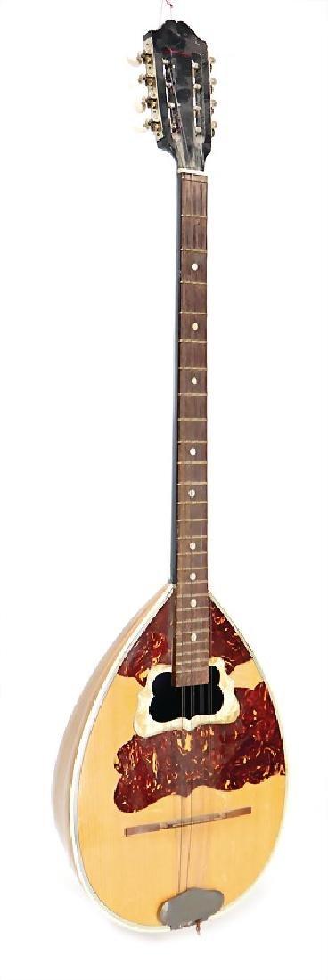 bouzouki, Greece, 8 strings, 95 cm, condition 2-3 #372#