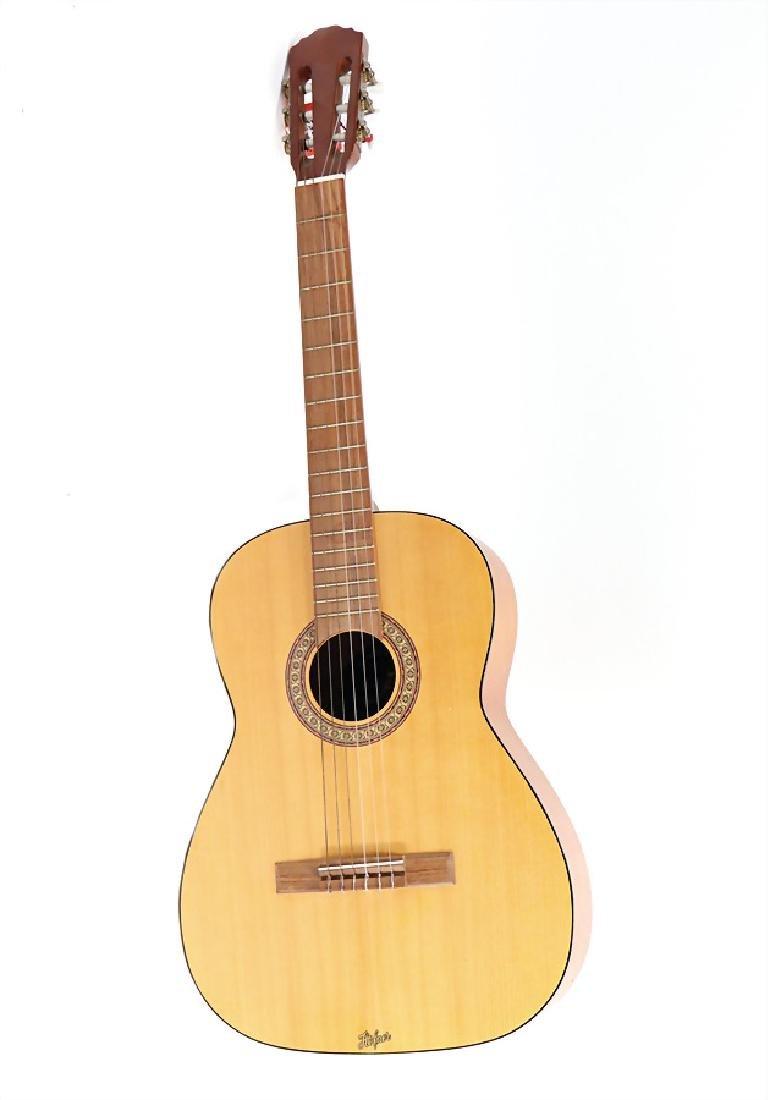 concert guitar, K. Hofner, Bubenreuth, model 515, 6