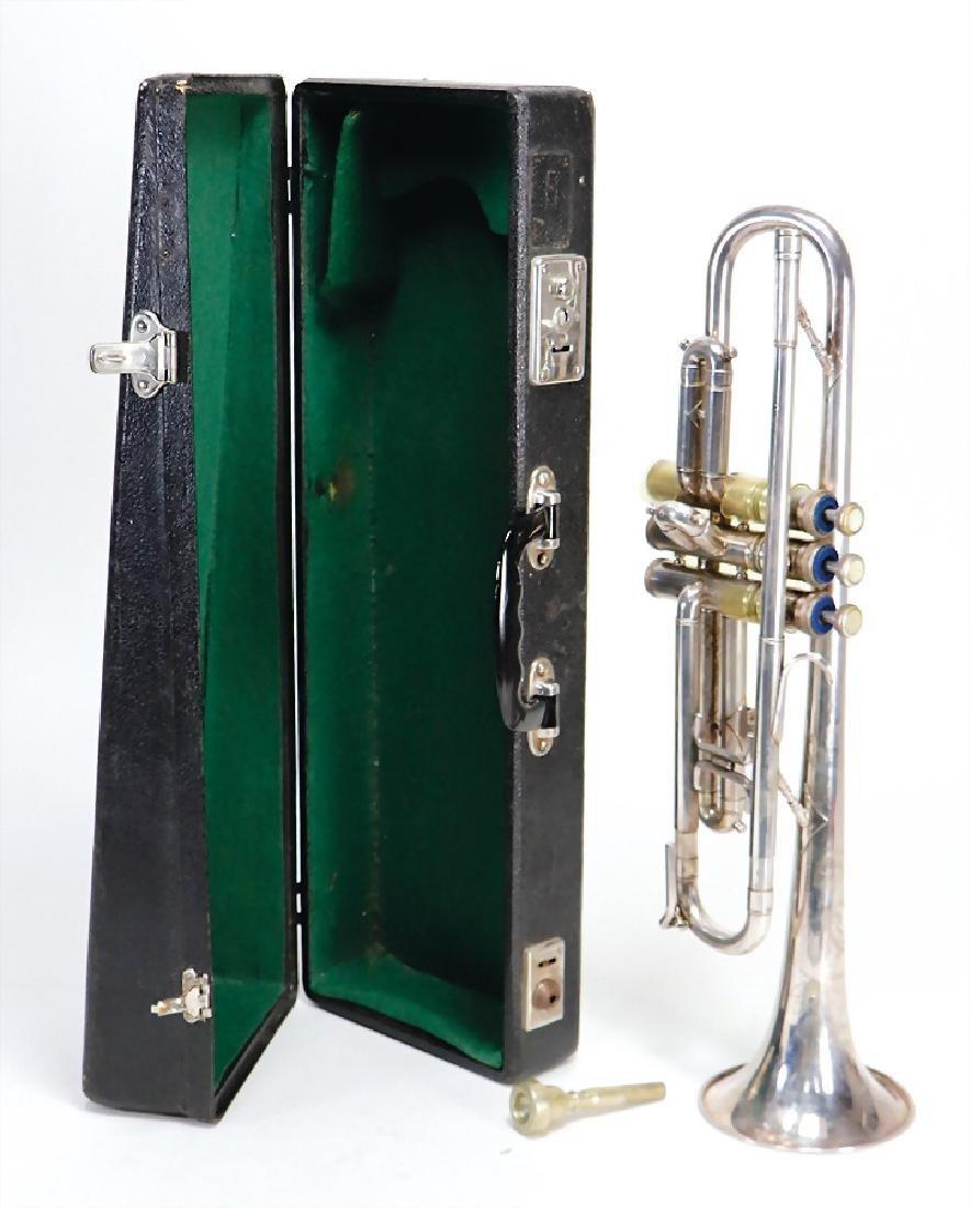 trumpet, signed Klassik Original-Hopf, 53 cm, condition