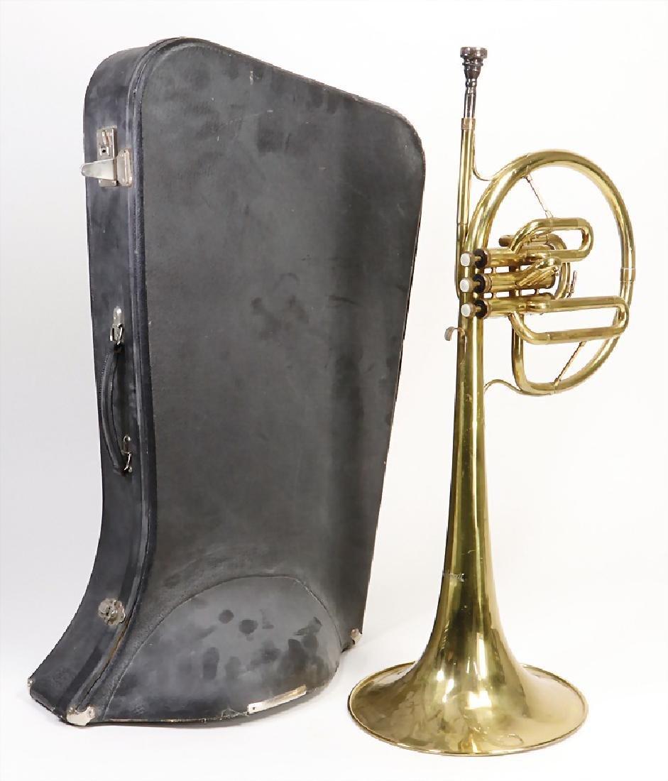 trombone, Knopf tenor trombone, brass, 3 Périnet