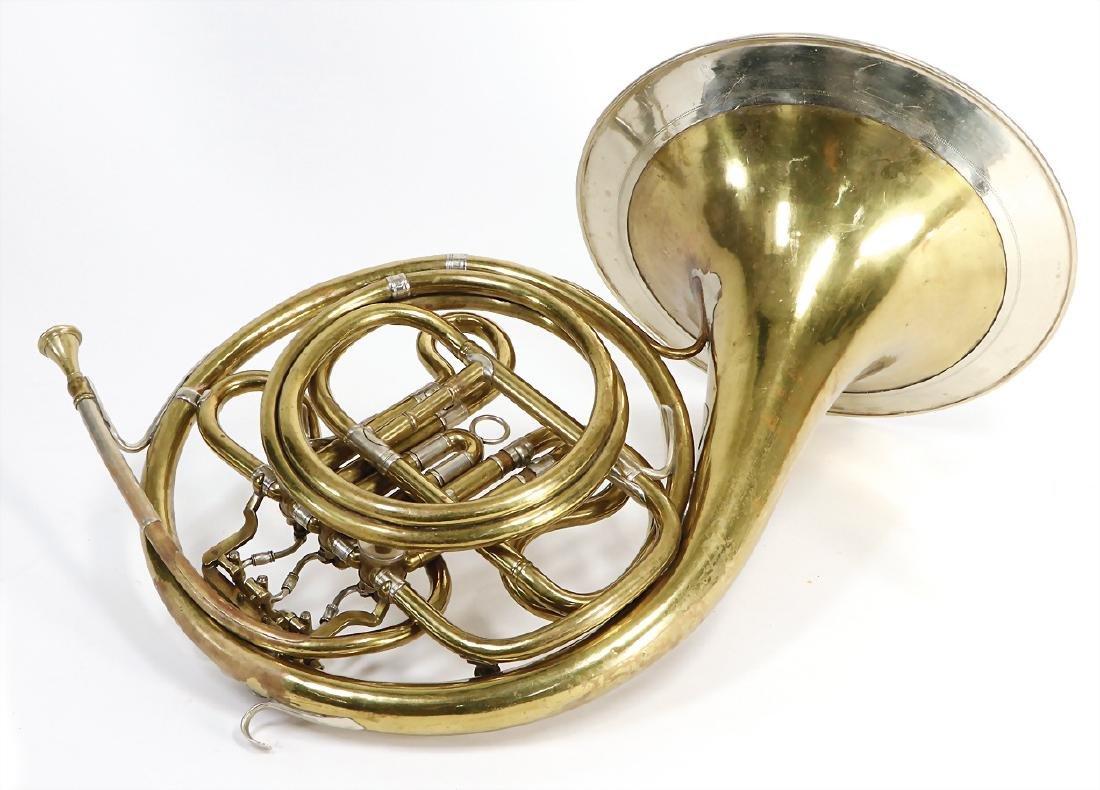 was 402 bugle, with 6 inventions, B hoch/a/f/e/e