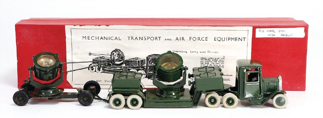Britain Mechanical Transport and Air Force Equipment,