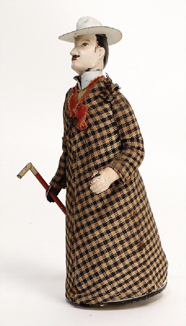 ELASTOLIN First World War, 6 Scots, 1 Englishmen, guard - 2