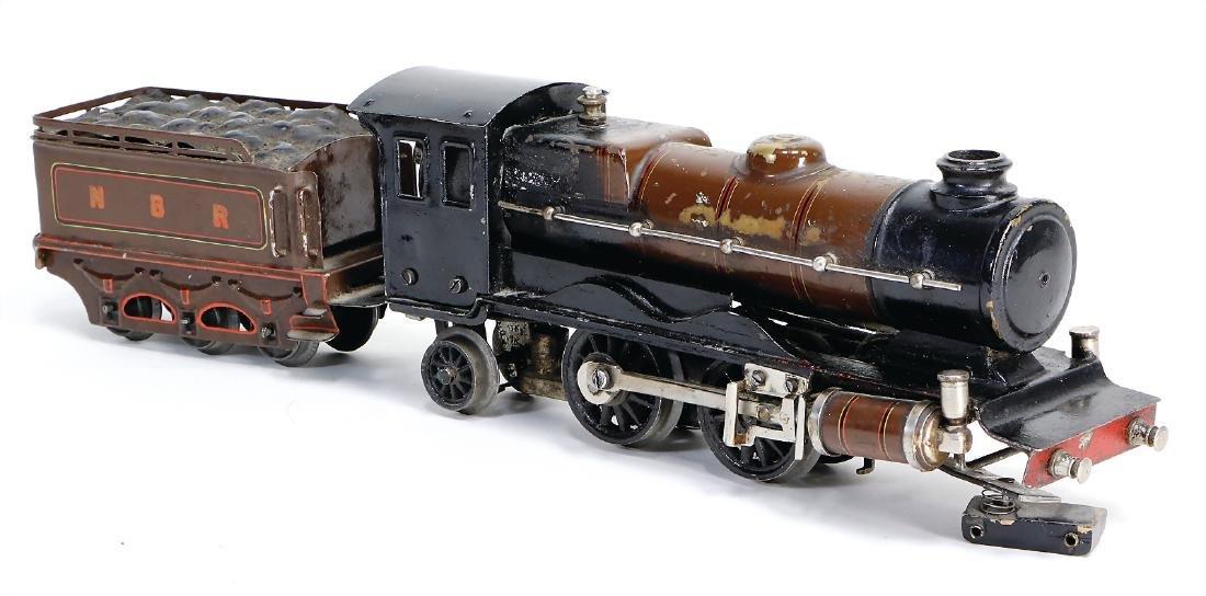MÄRKLIN tow-tender-locomotive 2B1 NBR, spirit,