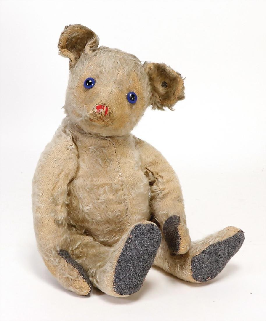 STEIFF Petsy, c. 1928, 44 cm, long snaped off arms,