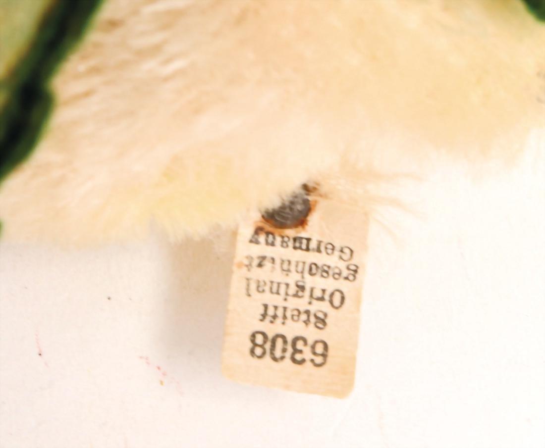 STEIFF lucky chick on a felt leaf, no catalog proof, - 2