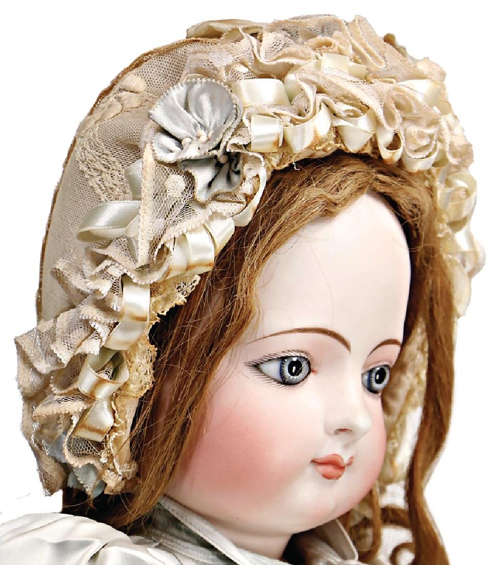 doll with bisque head, France, marked 14, 76 cm, fix - 2