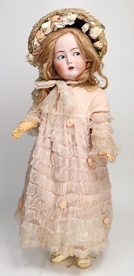 KÄMMER & REINHARDT 117N, doll with bisque head, 76