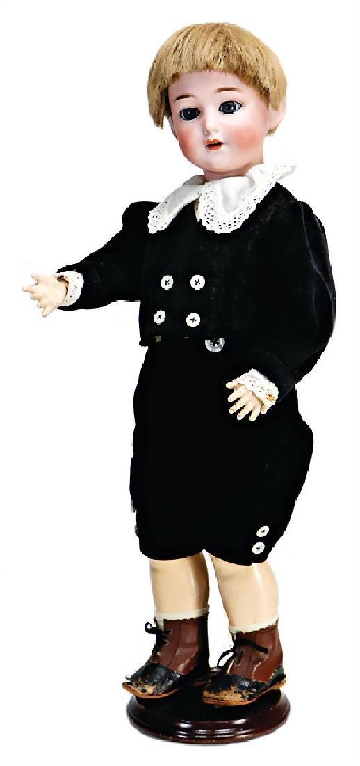 SCHÖNAU & HOFFMEISTER doll with bisque head, 5700,