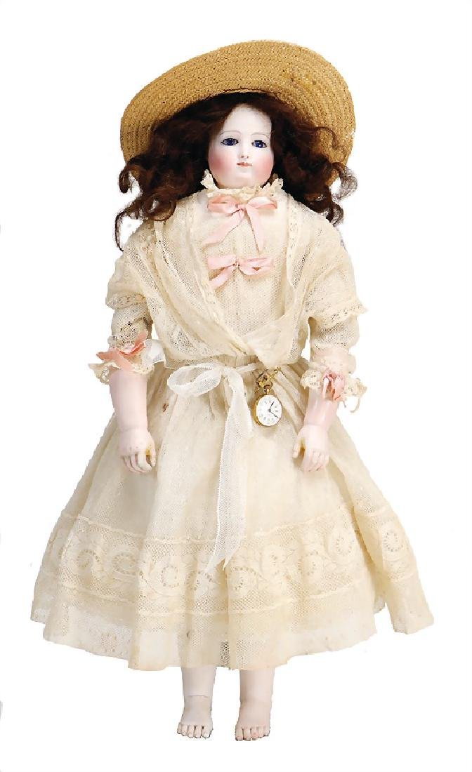 fashion doll, France, probably Rumor,fix inset