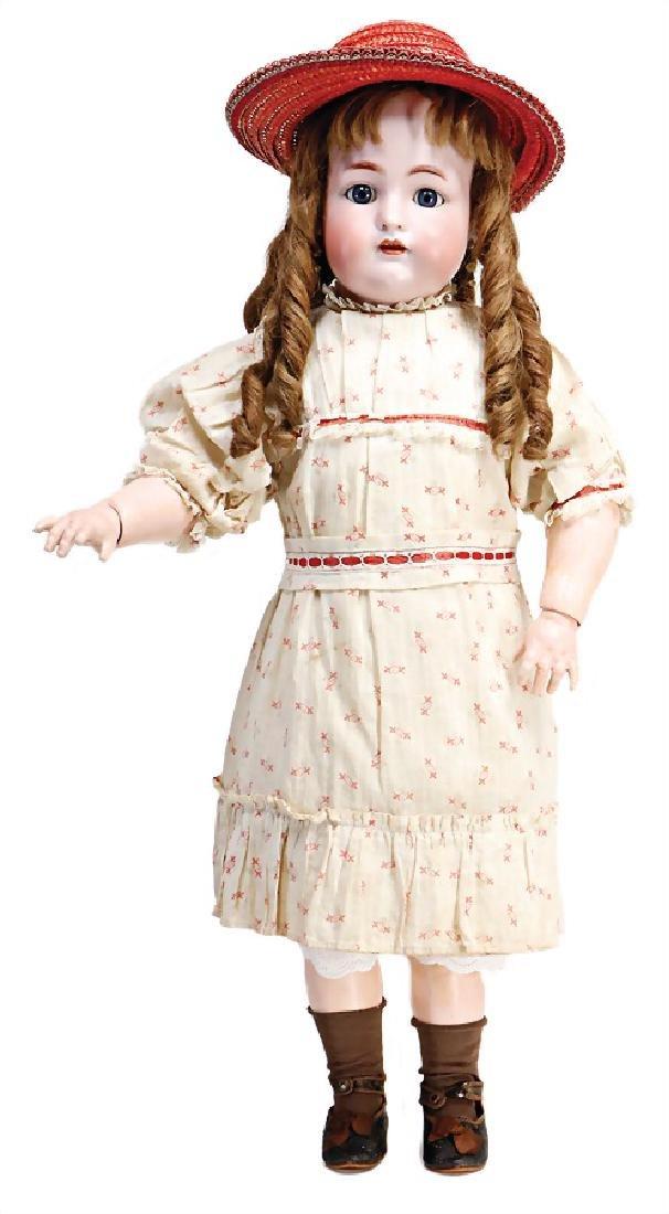 KÄMMER & REINHARDT doll with bisque head, marked on