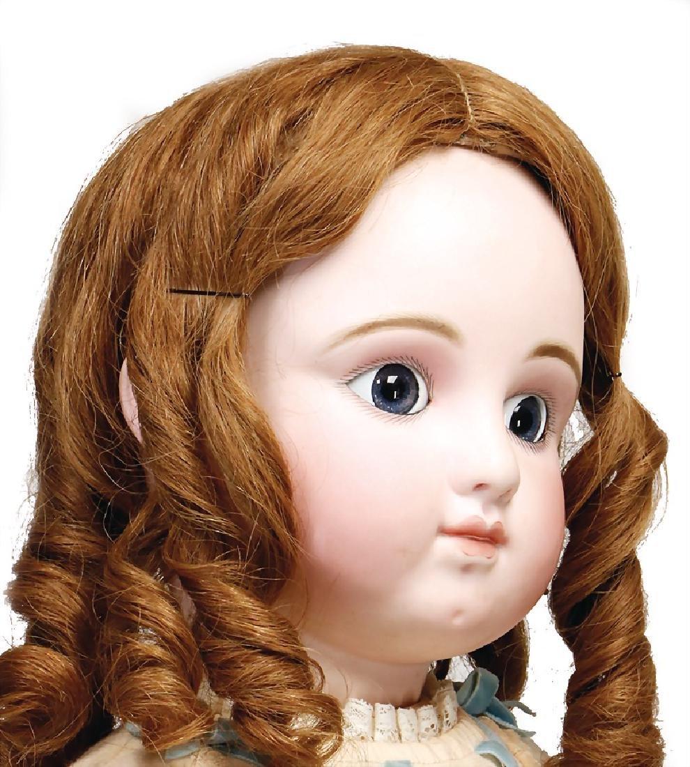 STEINER French Bébé, doll with biscuit porcelain socket - 7