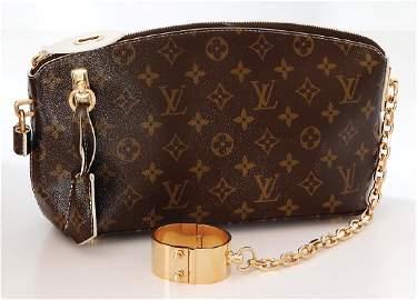 LOUIS VUITTON Handtasche, Modell: Fetish Lockit Clutch