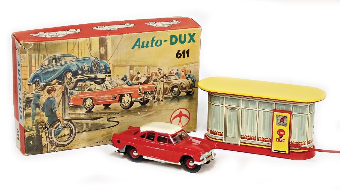 car-DUX 611, different vehicles, not complete, VW,