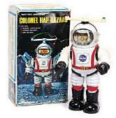 MARX robot Space, Colonel Hap Hazard, lithographed