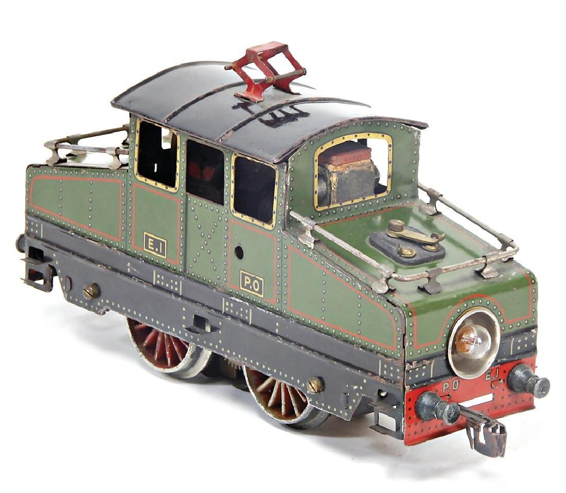 track 0, Jet, France, electric locomotive, B,
