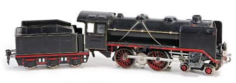 MÄRKLIN track 0, E66-12920, 20 V steam engine, flat