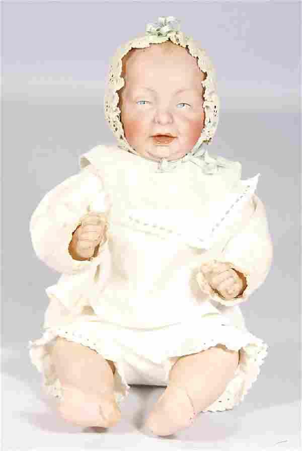KÄMMER & REINHARDT Kaiser-Baby, gem. 100, modell. Haar,