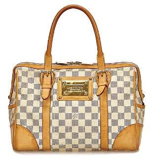 LOUIS VUITTON handbag model Berkeley monogram Damier